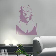 Marilyn Monroe pochoir réutilisable Home Decor Art Craft T SHIRT Peinture pochoir idéal