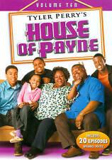 Tyler Perrys House of Payne, Vol. 10 (DVD, 2013, 3-Disc Set)