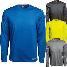 Timberland PRO T Shirt Mens Wicking Good Sport Long Sleeve T-Shirt