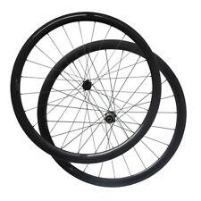 Center Lock Road Bike Disc Brake Wheels Straight Pull Clincher Tubular Wheelset