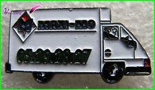 Pin's Camion Blanc Truck MAXI-MO #G1