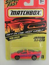MATCHBOX 1993  NEW COLOR JAGUAR XJ-220 SPLIT COLOR  #31