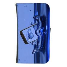 Schutz Hülle Handy Tasche Case Schale Book Etui Cover Bumper Motiv DESIGN 341