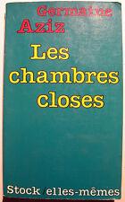 CURIOSA/CHAMBRES CLOSES/G.AZIZ/STOCK/1980/PROSTITUTION