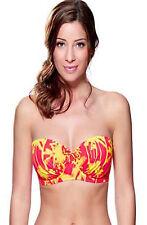 Lepel Miami Girls Strapless Underwired Bikini Top BNWT £15