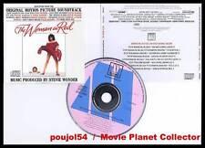 THE WOMAN IN RED  G.Wilder (BOF/OST) S.Wonder (CD) 1984