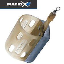 Fox Matrix Open End Feeder - Futterkorb zum Feederangeln, Feederkorb zum Feedern