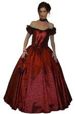 Barock Rokoko Kleid Gewand Kostüm Larp 3-tlg. Gr. S oder M