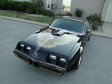 78 79 80 Pontiac Trans Am SE Gold Brown Decals Ultimate