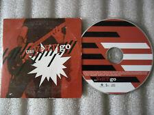 CD-U2-VERTIGO-ARE YOU GONNA WAIT FOREVER-BONO-HE EDGE--(CD SINGLE)-2004 2 TRACK