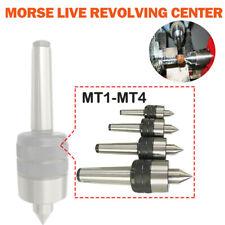 Morse Taper Lathe Turning Revolving Live Centre MT1 MT2 MT3 MT4  Variation