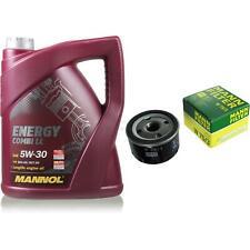 CAMBIO Olio Set 5l MANNOL ENERGY COMBI LL 5w-30 + FILTRO OLIO Uomo Service 10148835