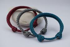 Beautiful Adjustable Diamond-Styled Bracelet/Anklet ◆ 550 Paracord ◆ Men & Women
