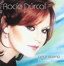 FREE US SHIP. on ANY 2+ CDs! NEW CD Rocio Durcal: Amor Eterno: Los Exitos De