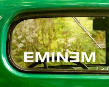 2 EMINEM DECAL Bogo Stickers For Car Truck Window Bumper Laptop Jeep