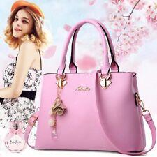 Fashion Women Leather Handbag Shoulder Bags Messenger Satchel Bag Tote Purse