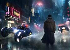 Blade Runner cartel 2049 Foto Foto Foto de Impresión Póster Arte de Pared A3 A4
