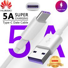 Huawei USB 5A Type C Cable P30 P20 Pro lite Mate20 10 Pro P10 Plus lite USB 3.1