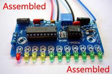 DC 12V VU Meter Driver Audio Level Indicator / Power Meter 10 LED Level Indicate