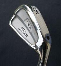 Titleist 735.cm Forged Chrome 6 Iron Dynamic Gold S300 Stiff Steel 735cm