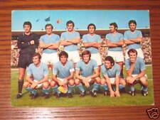 CARTOLINA A.C. NAPOLI 1971/72 ZOFF ALTAFINI MONTEFUSCO
