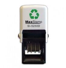 MAXSTAMP 5280/d FARMACIA REGOLABILE DATA TIMBRO IDEALE PER PRESCRIZIONI