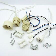 Lampada Porta Connettore GU10/MR16/G4/G9 presa in silicone porta lampadina LED luce base