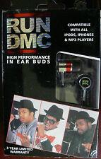 Section 8  RUN DMC  High Performance In-Ear Buds  RUN DMC