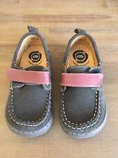 NIB Livie and Luca North Gray Boy's Easy On Shoes 6, 7, 8, 10 USA