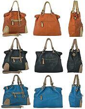 Rimen and Co. MG Collection  Ramona Shoulder Designer Handbag with Dustbag