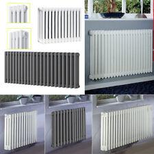 600mm/1600mm/1800mm Retro Column Radiators Double Single Central Heating Panels