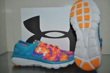 Under Armour Girls Grade School SpeedForm Fortis Atom Running Shoes 1267485 974