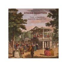 HAYDN String Quartets Op 9 The London Haydn Quartet(CD)
