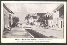 Brazil Postcard Santa Catharina Une Rue De Joinville L@@K
