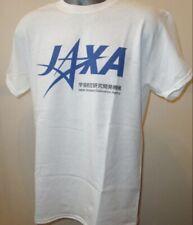 JAXA Japan Aerospace Agency Logo T Shirt Space Science Kibo Tokyo NASA New 109