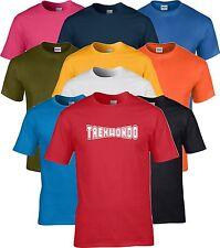 Taekwondo Tkd camiseta De Entrenamiento Adulto
