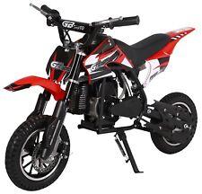 49Cc 2-Stroke Gas Power Mini Dirt Bike Dirt Off Road Motorcycle Pit Bike Scooter