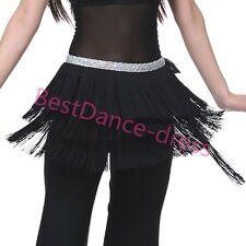 New Belly Dance Costume Hip Scarf Belt Tribal Fringe Tassel wrap Belt Hula Skirt