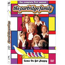 THE PARTRIDGE FAMILY COMPLETE SEASON 1 - DVD 2005 3 DIS-BNISW