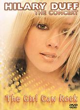 Hilary Duff - The Girl Can Rock (DVD, 2004) - C0302