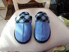 Vera Bradley Cozy slippers in Light Blue