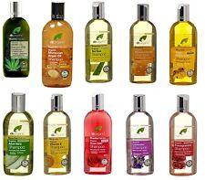 Dr Organic Bioactive haircare shampoo 265ml, free from SLS, Parabens - VARIOUS