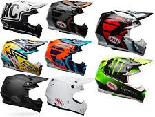 Bell Adult Moto-9 MIPS Dirt Bike Helmet MX ATV UTV Snell DOT