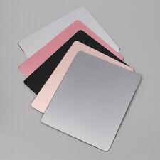 computer - mäusen matte metall mousepad aluminium - legierung For PC Laptop