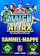 Topps Match Attax 2009/10  09 10 - Mannschaft  - Werder Bremen
