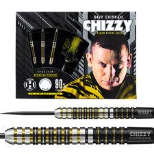 Harrows Dave Chisnall Darts Set 21g 22g 23g 24g 25g 26g grams Tungsten Chizzy