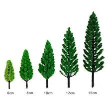 5pcs Artificial Trees Pine Tree Fairy Ornaments Decoration Christmas