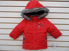 Infant, Toddler, & Boys OshKosh Bgosh Red Puffer Jacket...