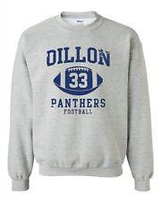 Dillon 33 Retro Ball Sports DT Novelty Crewneck Sweatshirt