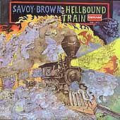 SAVOY BROWN : HELLBOUND TRAIN (CD) Sealed